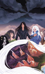 The Silmarillion. by Vicky-Pandora