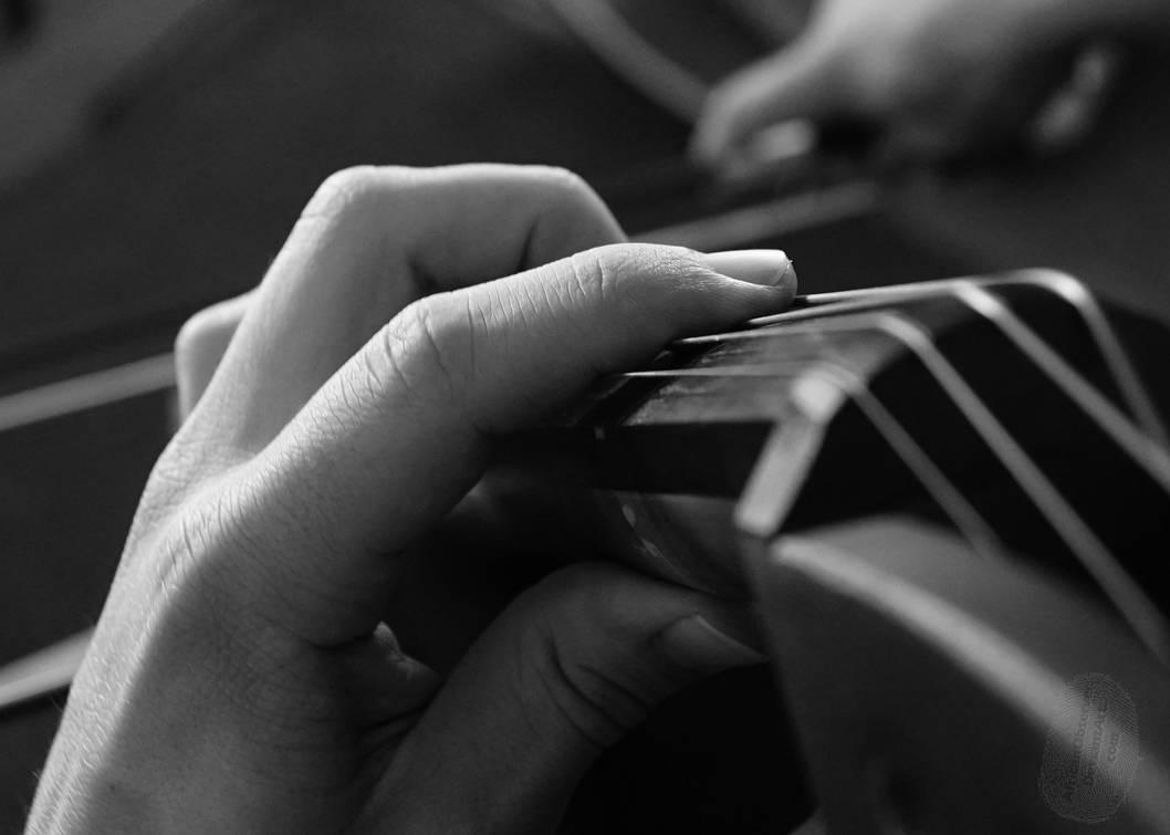Cello Practise II by AfricanObserver