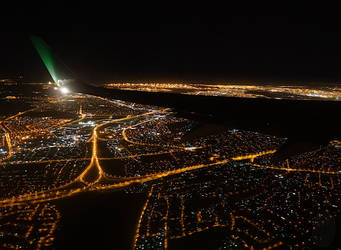 Approaching Cape Town by AfricanObserver