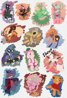 HL: many pals by twooost