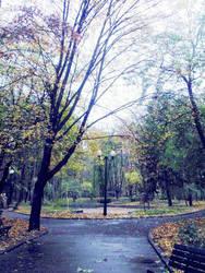 Snapshots in Copou Garden by ju5tfstyle