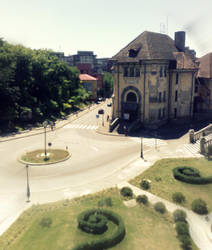 somewhere in Iasi by ju5tfstyle