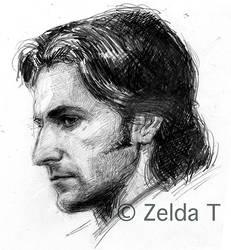 Richard Armitage as Guy by zeldat
