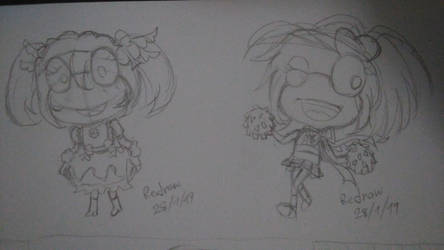 Shugo chara Poptropica version (Unfinished) by Nongmind