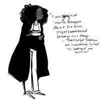 a real hermione granger by crowry