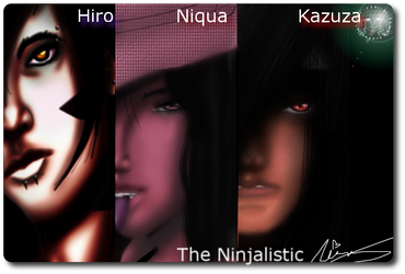 A Big Family Reunion 2013 by Niqua10023