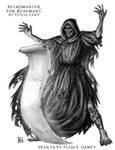 Necromancer for RuneWars by feliciacano