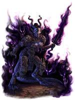 Assassin Devil for ArtOrder by feliciacano