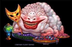Glutton for Cosmic Encounter by feliciacano