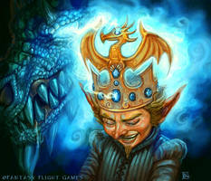 Crown of Domination by feliciacano