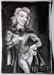 Gilderoy Lockhart Painting by feliciacano