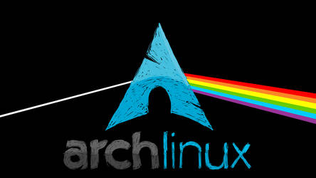 The Arch side of Linux by Theogenius