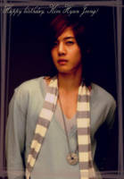 Kim Hyun Joong. by miatastic