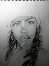 portrait 3 by ArtSketcher5