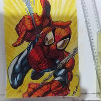 spider man by ArtSketcher5