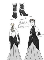 Nick Fury Dress Idea by tamara-robitille