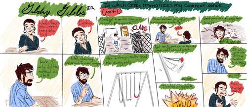Gabby Gibbs #6, Webcomic by tamara-robitille
