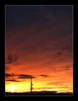 when the sky was lit by alexchau