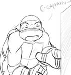 TMNT 2012 On a very special episode... by TEWdrop