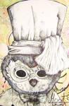 Owl Brit by OmfgaShineko