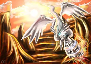 Flame Flight by Deruuyo