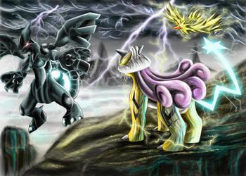 Thundergod's Wrath by Deruuyo