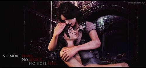 No more tears, no mercy, no hope left by AliceCroft
