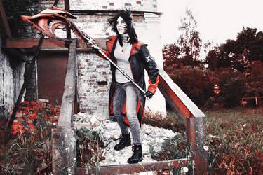 Dante cosplay {DMC Reboot} by AliceCroft