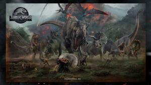 jurassic world fallen kingdom by MANUSAURIO