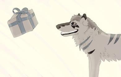 Christmas Gift for Shiro-Chan63 by Eralya