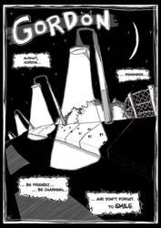 Gordon - page one by GR3G0R