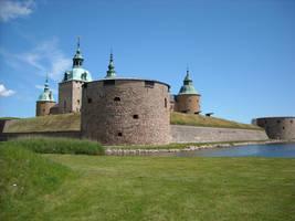 Castle of Kalmar by Asynja