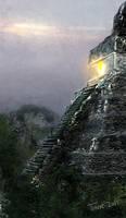 Pyramid speedpaint by Asynja