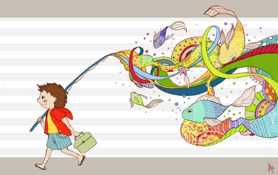 Going Fishin' by Ashley425
