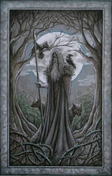 Odin by TheEndOfGrey