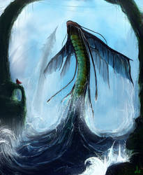 Leviathan by kaimiirah