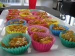 Cornflake cookies by southernmari
