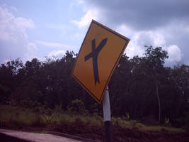 Malaysian road sign 3 by southernmari