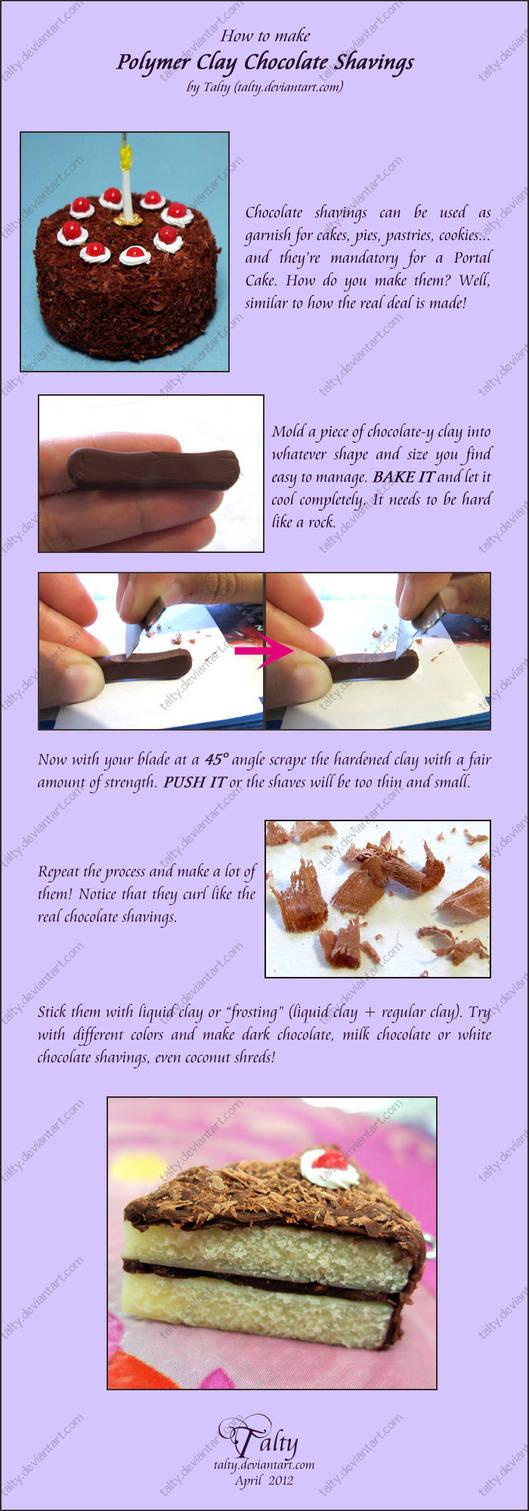 FTF #9: Chocolate Shavings Mini-Tutorial by Talty