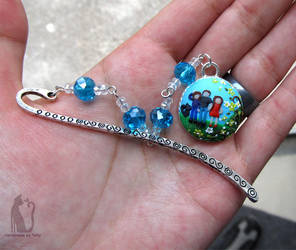 Mother's Day Bookmark by Talty