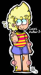 Lucas by BushMan9