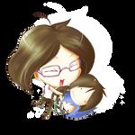 Gift: Belle-chan by tsunami-dono