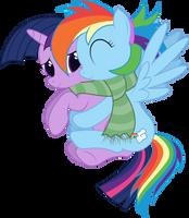 Dashie Wants Hugs Too by joeyh3