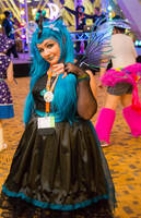BronyCon 2015 - Queen Chrysalis by joeyh3