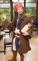Everfree 2016 - Jack Sparrow by joeyh3