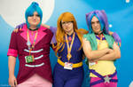 BronyCon 2016 - Dazzlings by joeyh3