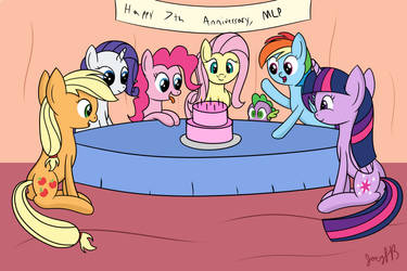Seven Years by joeyh3