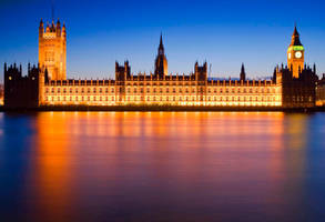 The Parliament by onicomicosis