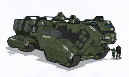 Elephant (Command Variant) by Tekka-Croe