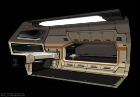 Cirrus Crew Cabin by Tekka-Croe